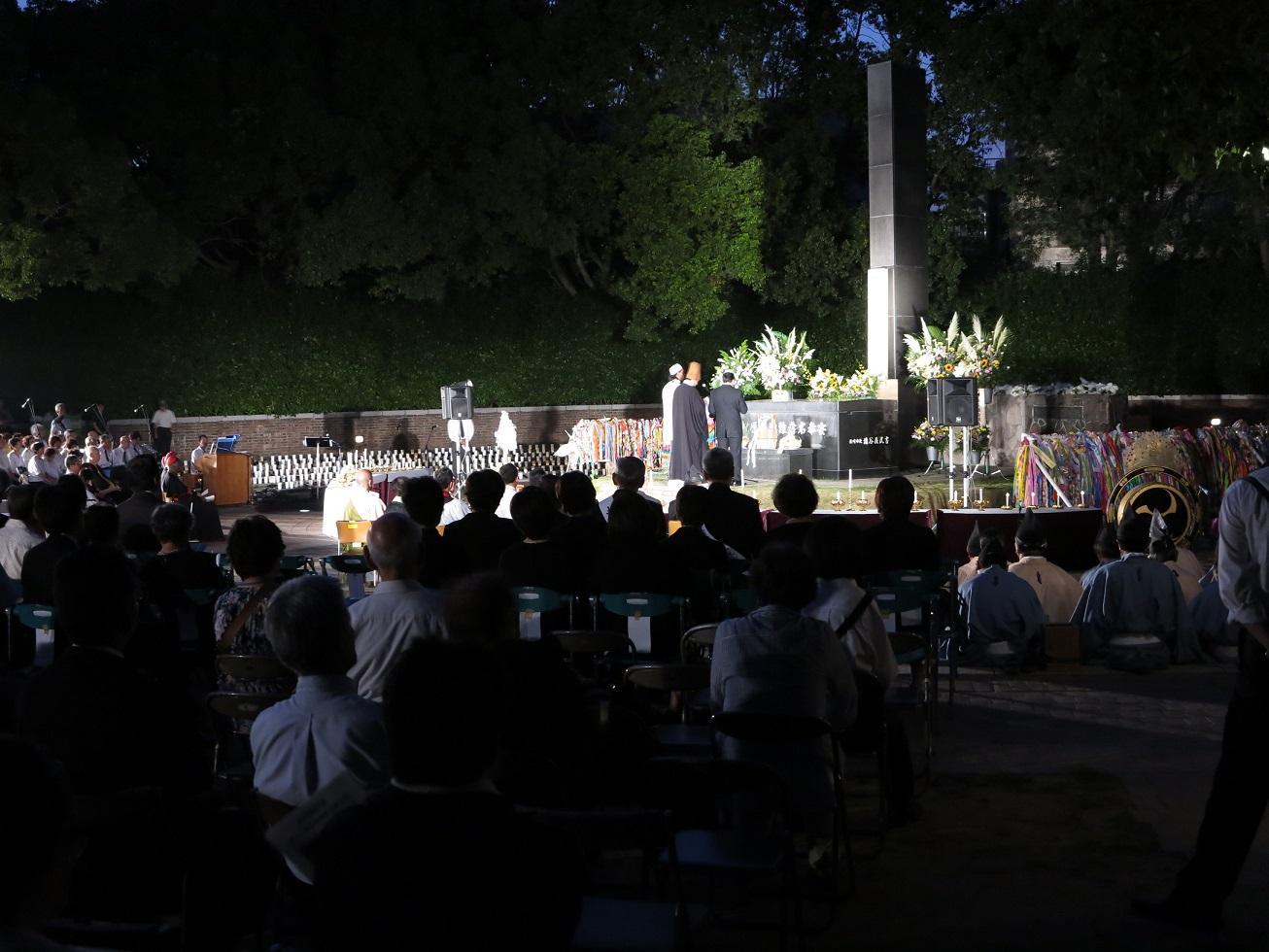 2013.8.8 原爆殉難者慰霊祭 IMG_0220