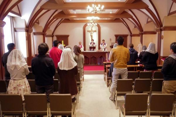006)2015年度長崎教区青年黙想会(教区ブログに掲載します)