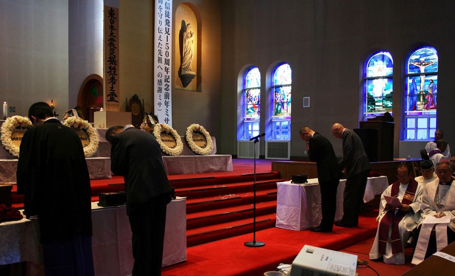 2014.3.9 東日本大震災諸宗合同祈念式典 IMG_8643