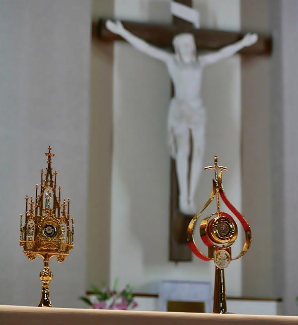 2016-04-10いつくしみの特別聖年 聖遺物顕示式